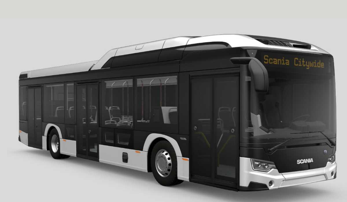 Bus GNV : Scania met les gaz à Tours