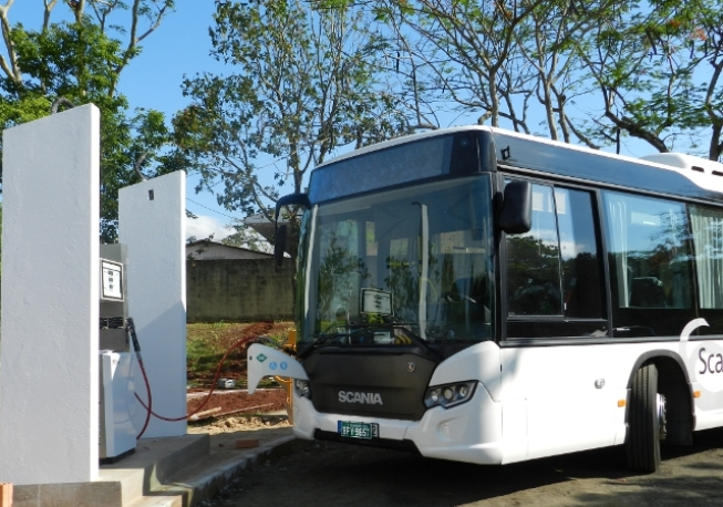 Brésil – Scania expérimente un bus au biogaz