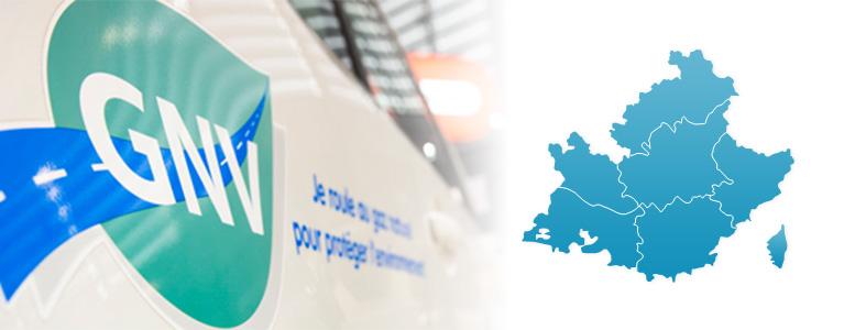 Stations GNV : la région PACA enclenche son schéma directeur
