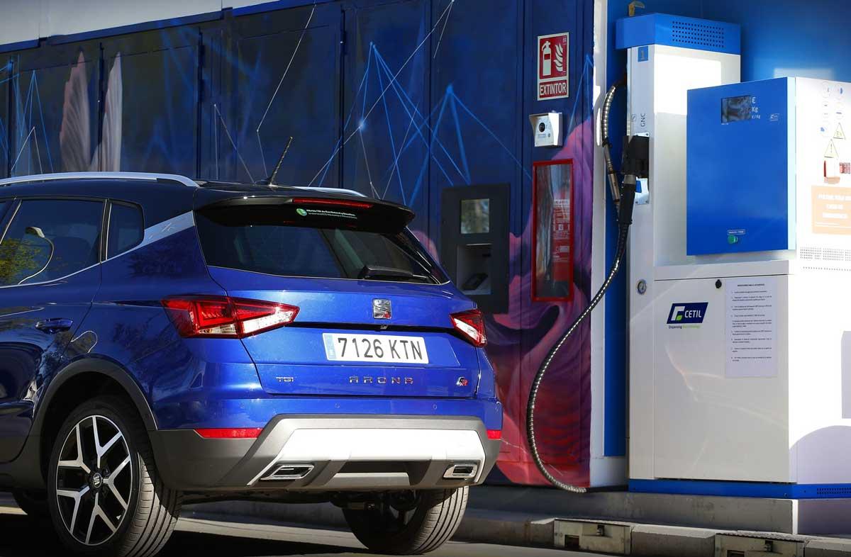 Flottes : la voiture au gaz plus économique que le diesel