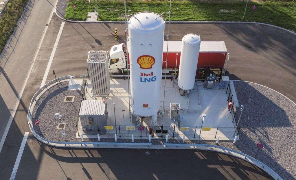 Shell va produire du bio-GNL pour ravitailler ses stations