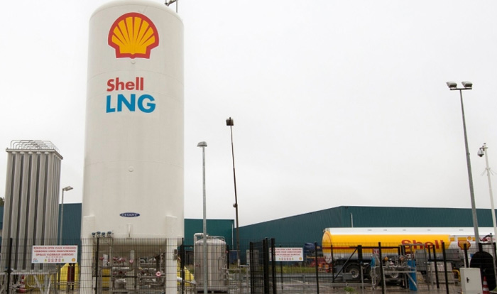 Shell ouvre sa troisi�me station GNL aux Pays-Bas