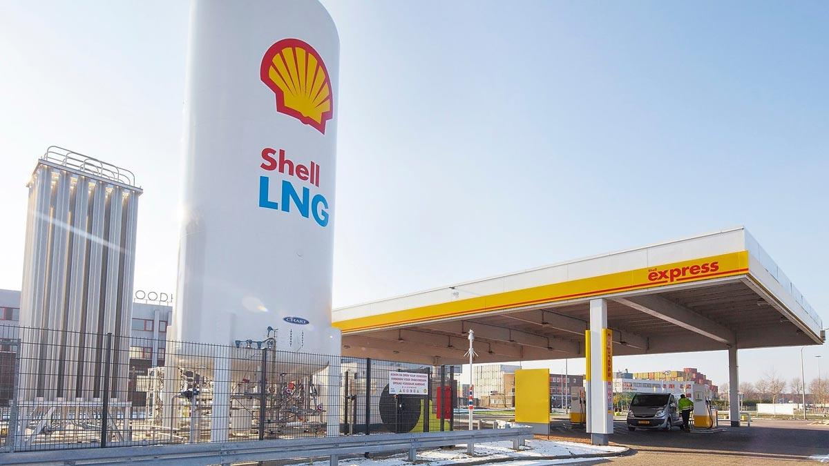 GNL : Shell prévoit un doublement de la demande mondiale d'ici 2040