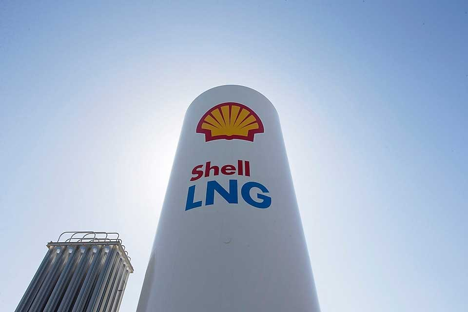 Pays-Bas :  Shell lance la construction de son usine de bioGNL