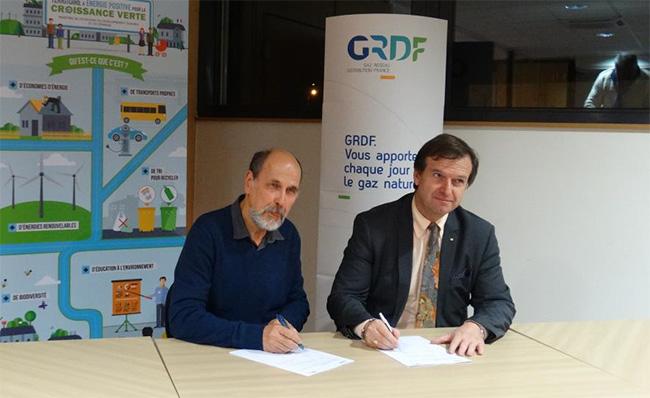 Sicoval : l�agglo du Sud-Est toulousain s�engage vers la mobilit� GNV avec GRDF