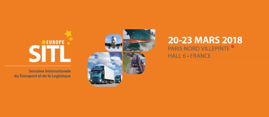 Exposition, conférences : le GNV à la SITL 2018