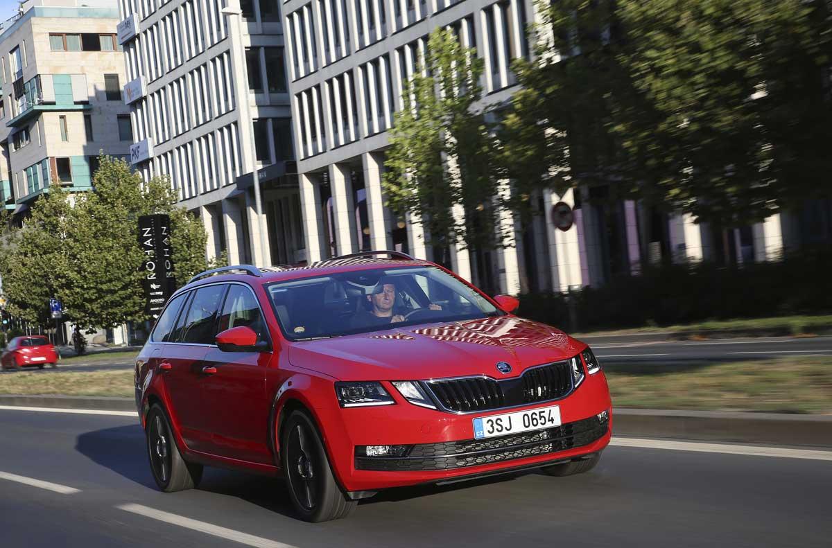 Skoda Octavia G-Tec : la voiture GNV tchèque gagne en puissance et en autonomie