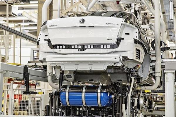 GNV – La Skoda Octavia G-Tec entre en production