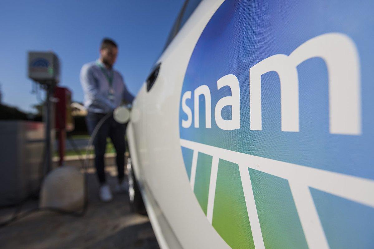Italie : Snam va construire 110 stations GNV avec l'aide de la BEI