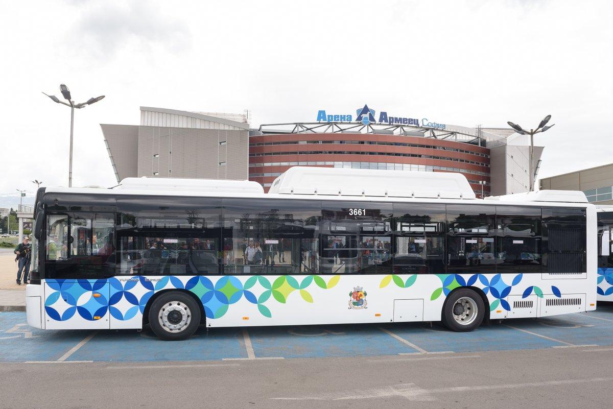 Bulgarie : Des bus au gaz chinois pour la ville de Sofia