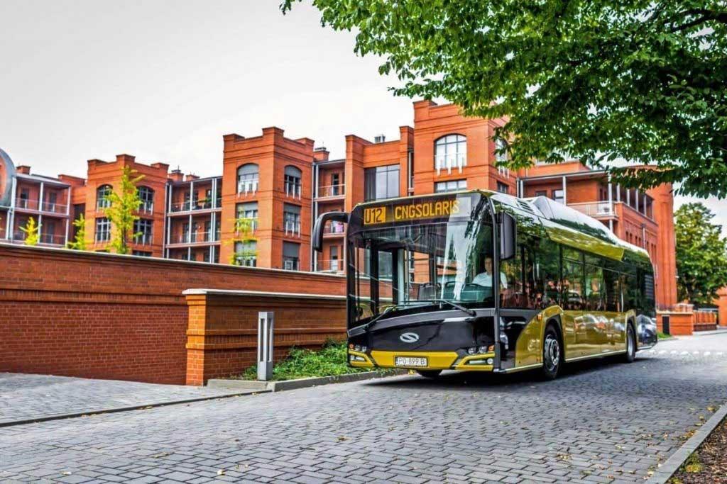 En Estonie, les bus de Tallinn vont rouler au gaz naturel