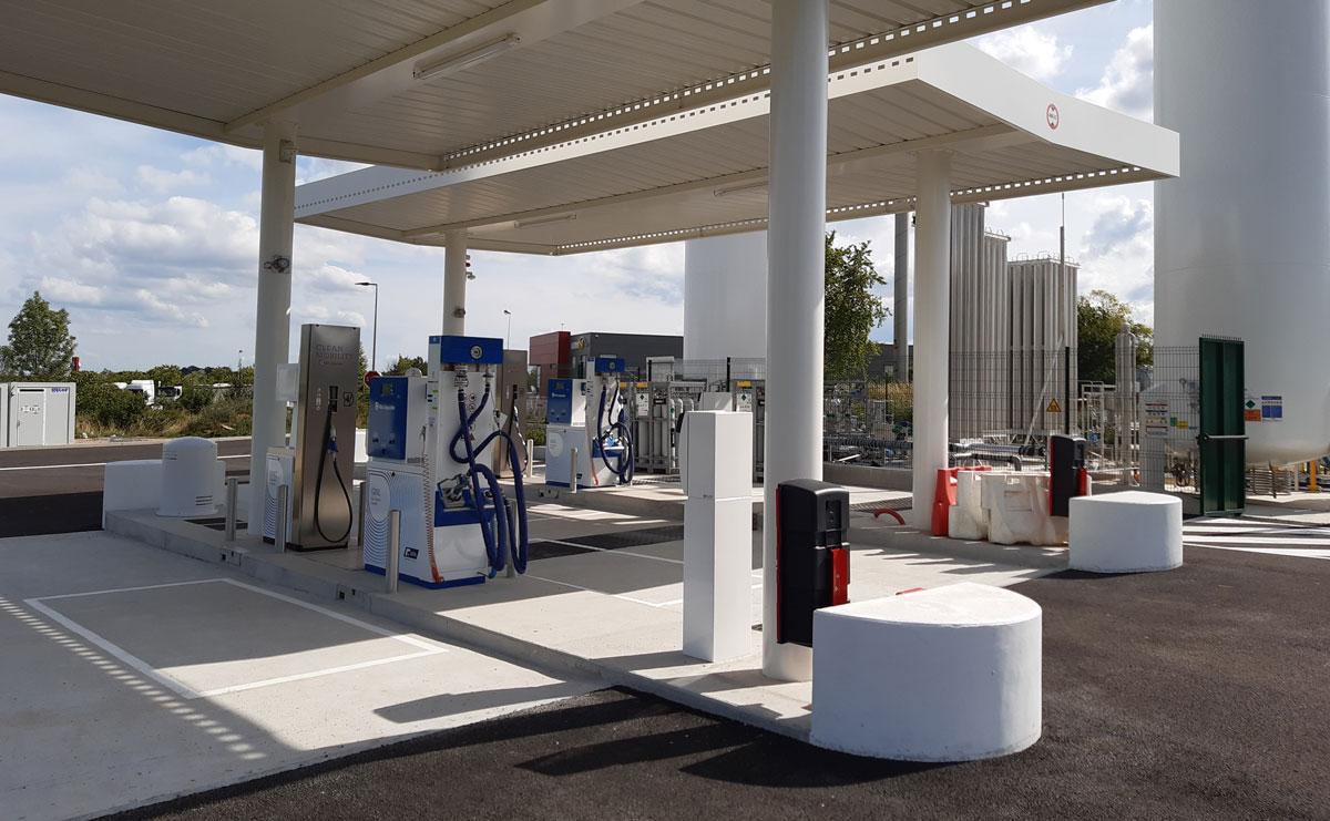 Normandie : Air Liquide ouvre une station GNLC à Beuzeville