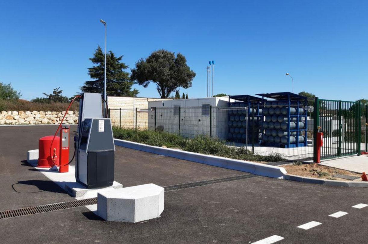Seven annonce l'ouverture de la station bioGNV de Villeneuve-sur-Lot