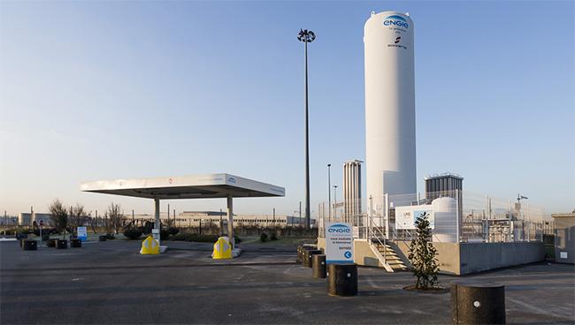 Gaz carburant : les ambitions de GNVert d�taill�es par Philippe Van Deven, Directeur G�n�ral