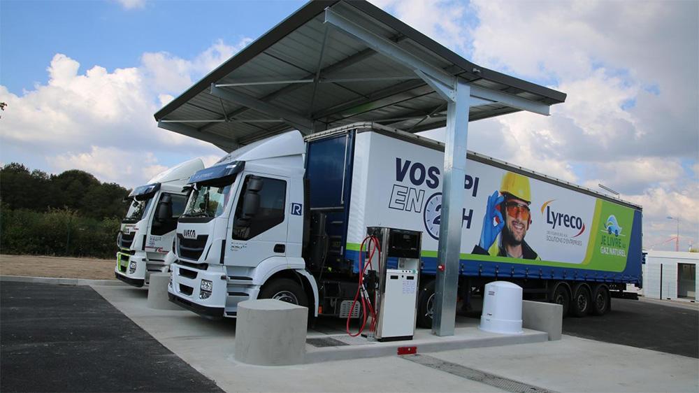 Stations GNV : la région Nouvelle Aquitaine lance un AMI