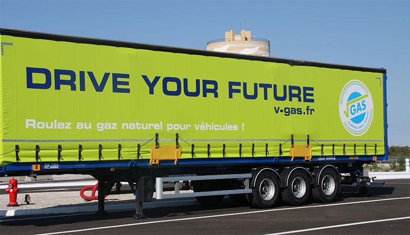 Proviridis lance les travaux de sa première station GNLC au port de Marseille Fos