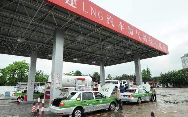 Chine - ADB va financer le d�ploiement de 800 stations au gaz naturel
