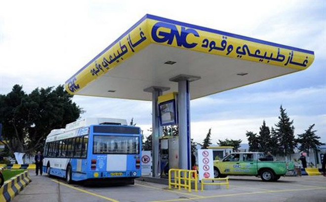 La premi�re station GNV ouvre ses portes en Alg�rie