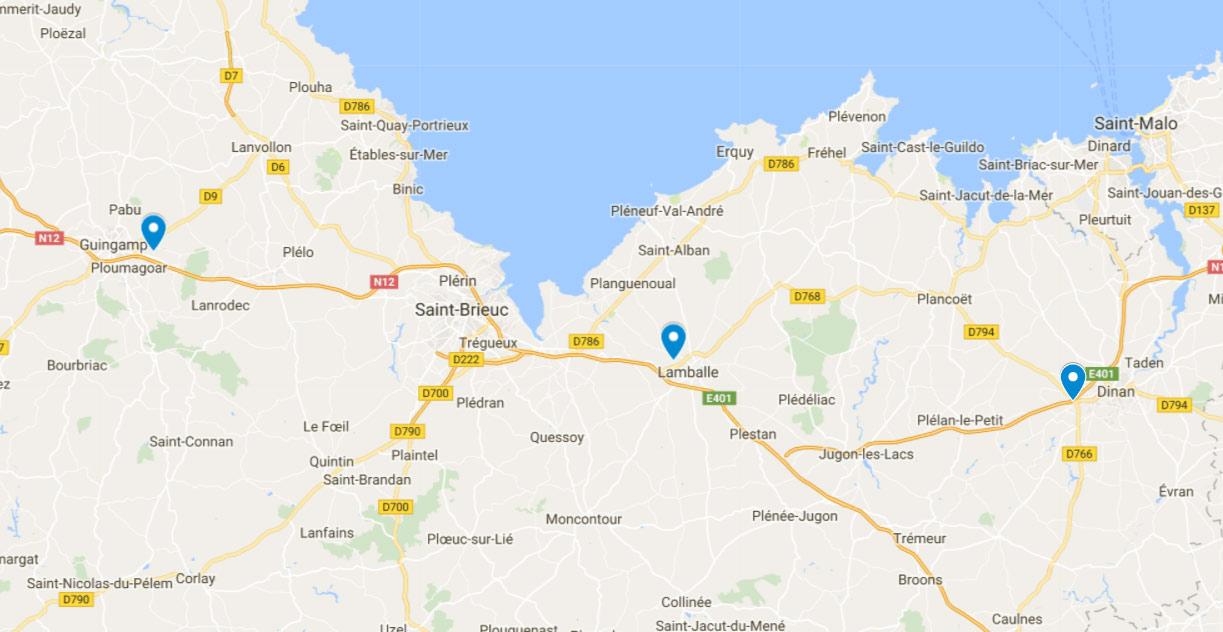 Côtes-d'Armor : le SDE lance une consultation pour son futur réseau de stations GNV