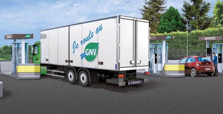 4 stations GNV du SDE22 dans les Côtes-d'Armor pour début 2020