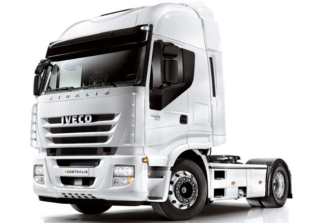 Iveco livre son premier camion GNV en Isra�l