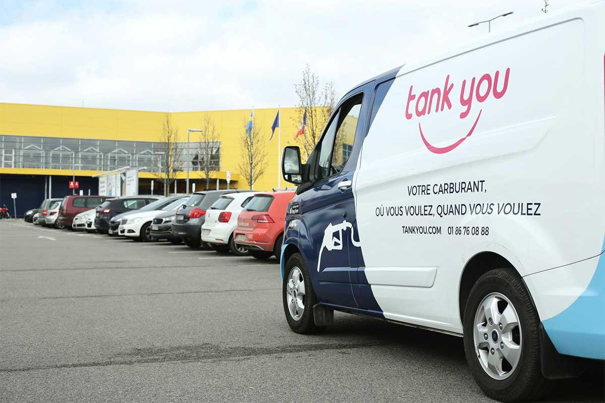 Tankyou : la solution d'avitaillement mobile pour véhicules GNV