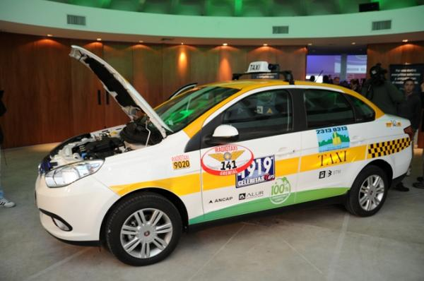 L'Uruguay teste un taxi multi-carburants : �thanol, biodiesel, essence et GNV