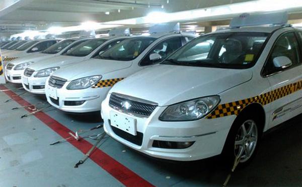 Les premiers taxis GNV arrivent au Venezuela