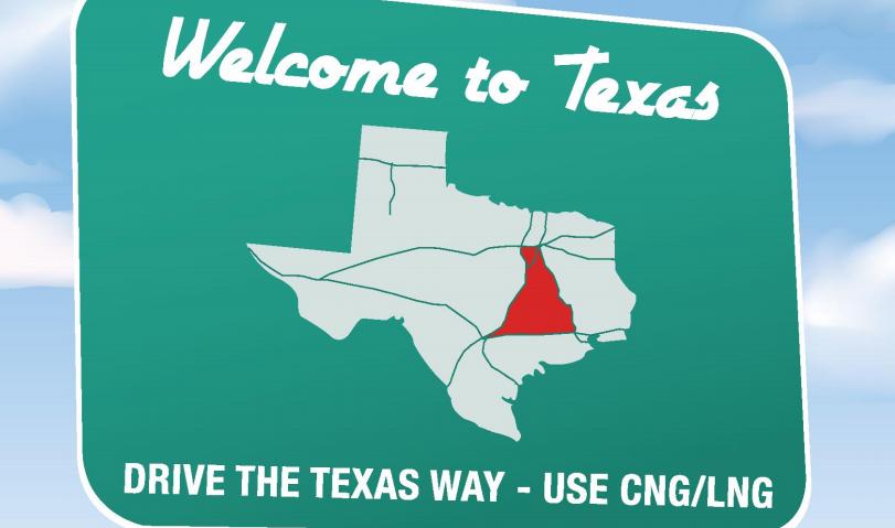 Texas � Quand les aides accord�es aux v�hicules et stations GNV stimulent l��conomie