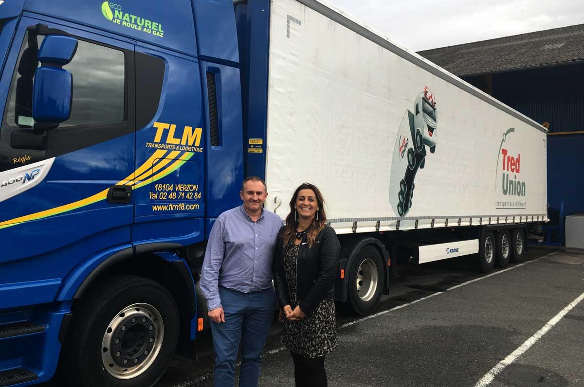 TLM Transports veut 100 % de camions au gaz pour ses livraisons parisiennes