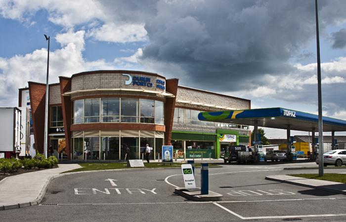 Irlande : une première station GNV publique à Dublin