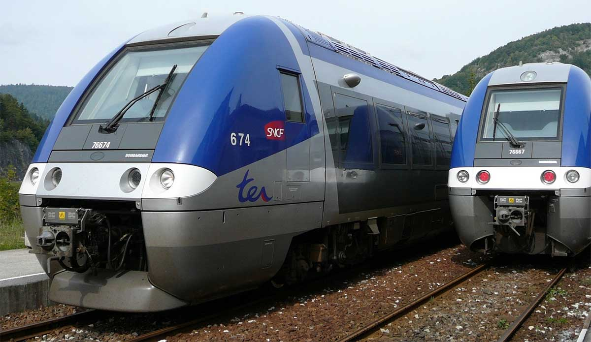 Le train biogaz, une alternative au diesel en région Hauts-de-France ?