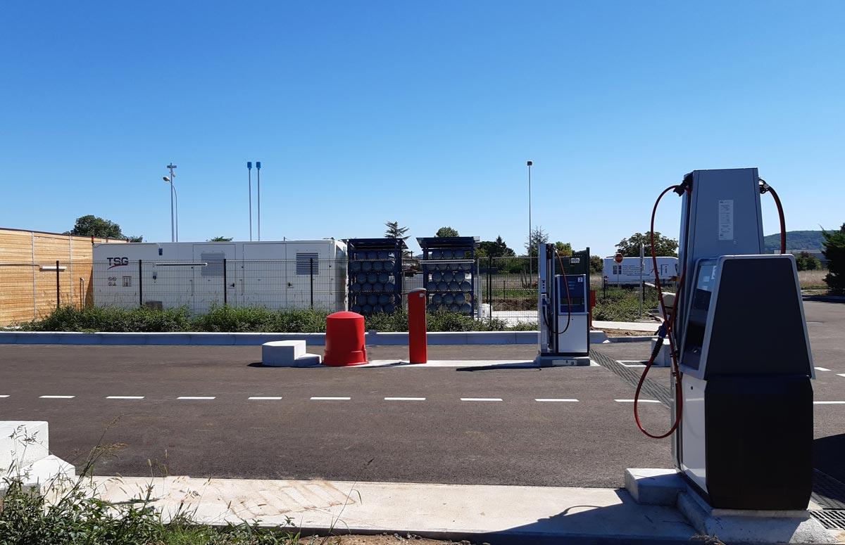 Stations GNV : TSG France s'organise pour accélèrer ses déploiements