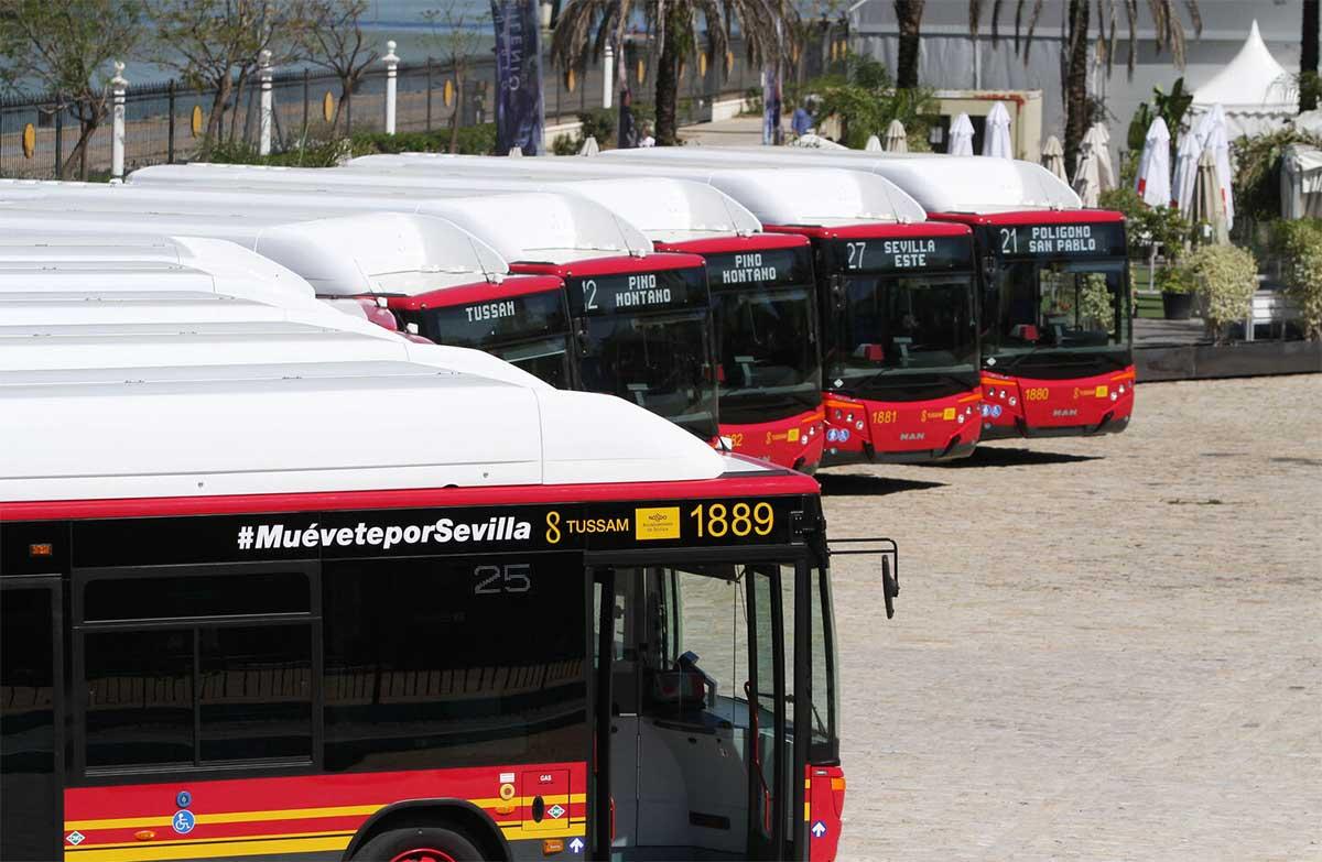 Espagne : des bus hybrides GNV pour la ville de Seville