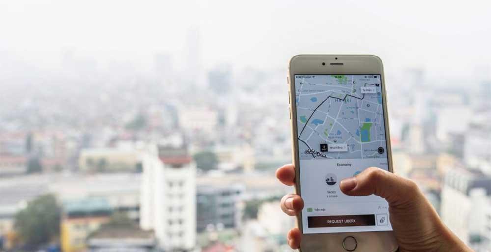 En Inde, Uber encourage ses chauffeurs à passer au GNV