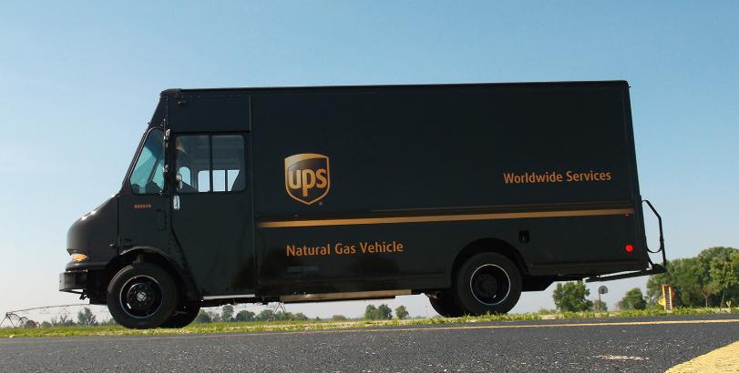 UPS va acquérir 1400 nouveaux véhicules GNV d'ici fin 2016