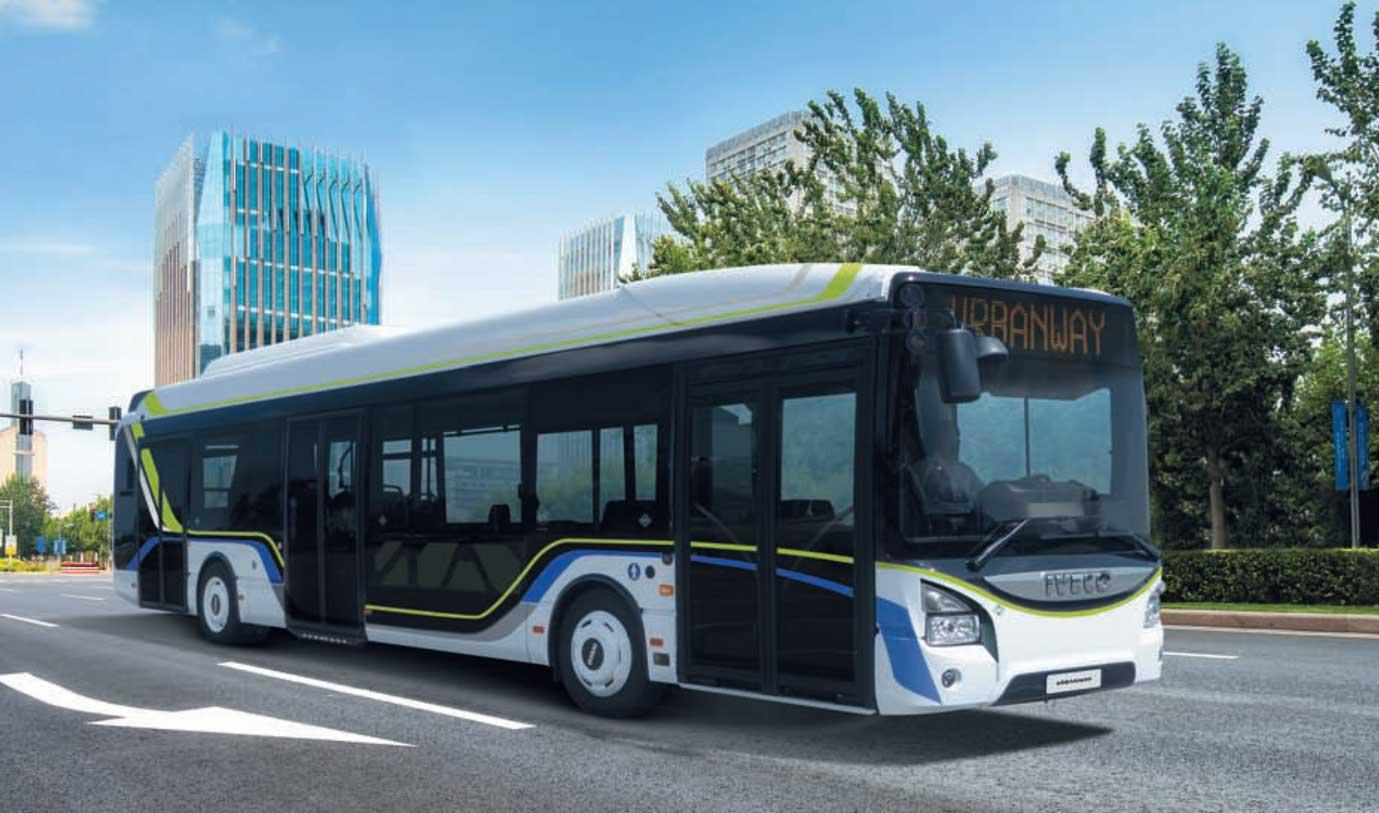 409 bus Iveco GNV commandés par Ile-de-France Mobilités