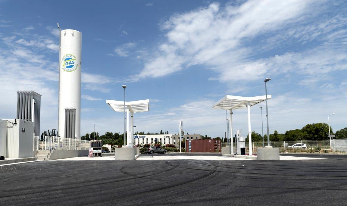 Une troisième station GNV V-Gas pour Proviridis