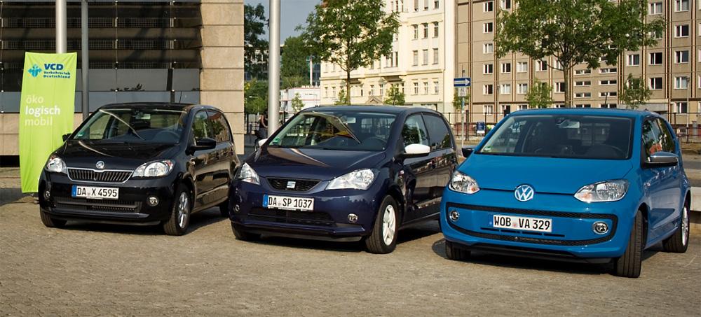 Le GNV au top des voitures �cologiques en Allemagne