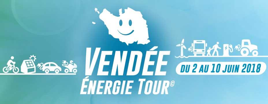 Le GNV s'invite au Vendée Energie Tour 2018