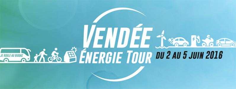 Le GNV s�invite au Vend�e Energie Tour