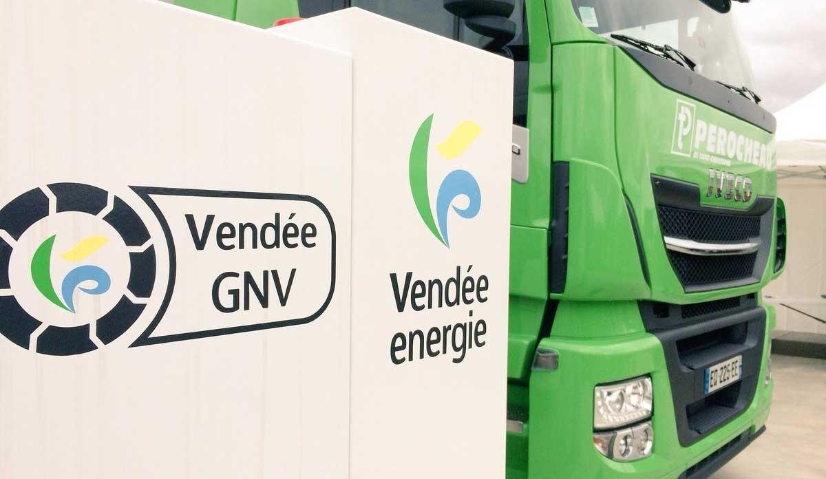 Vendée GNV orchestre le déploiement de ses quatre prochaines stations