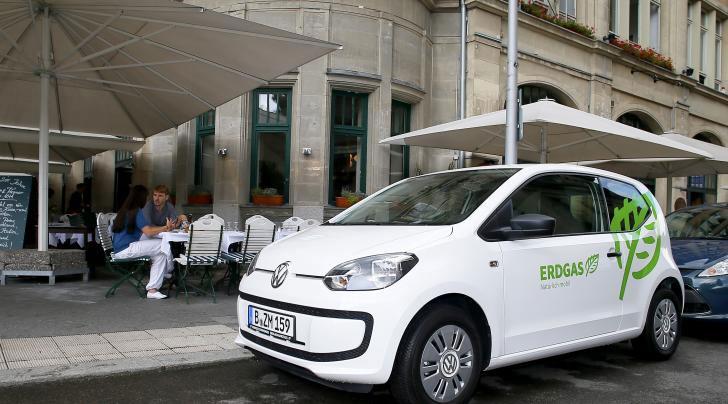 Volkswagen : le GNV est un second pilier après l'électrique