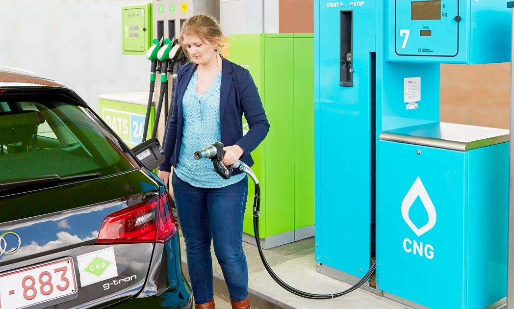 En Belgique, le GNV est plus populaire que la voiture électrique
