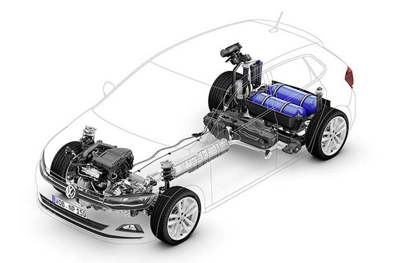 Volkswagen lancera-t-il ses voitures GNV en Inde?