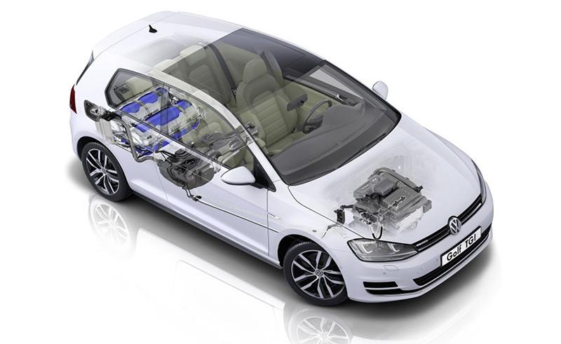 Volkswagen veut am�liorer ses motorisations GNV