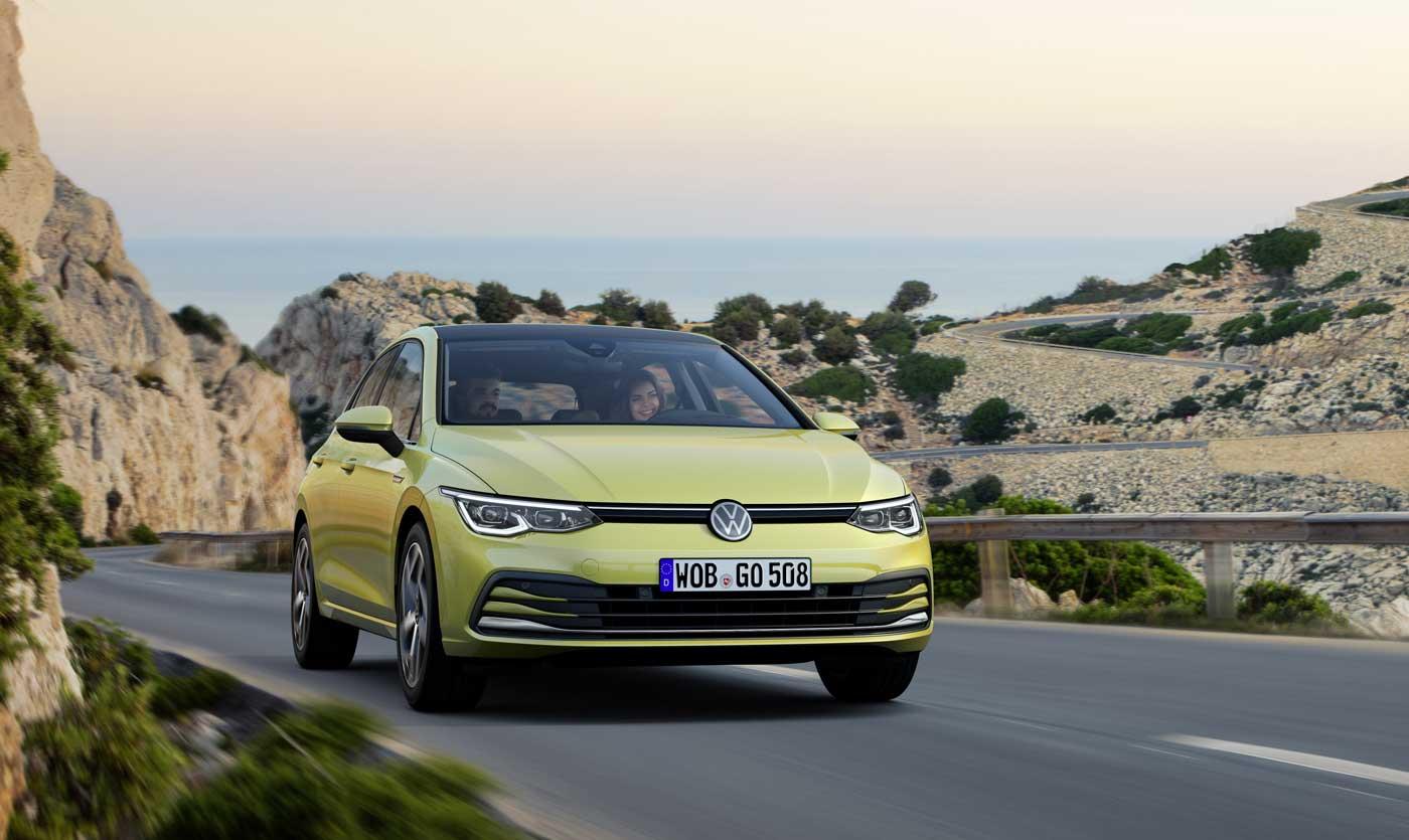 Nouvelle Volkswagen Golf 8 TGI : la compacte allemande en version GNV