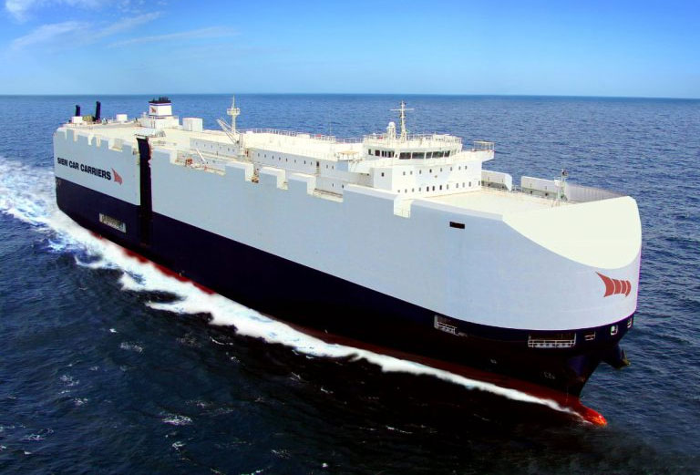 Volkswagen : des navires au GNL pour transporter ses voitures