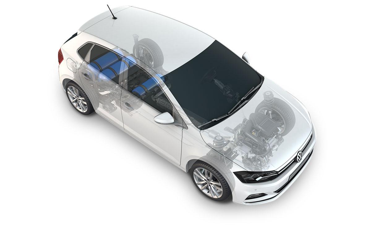 Volkswagen : plus d'autonomie pour la Polo et  la Golf au gaz naturel
