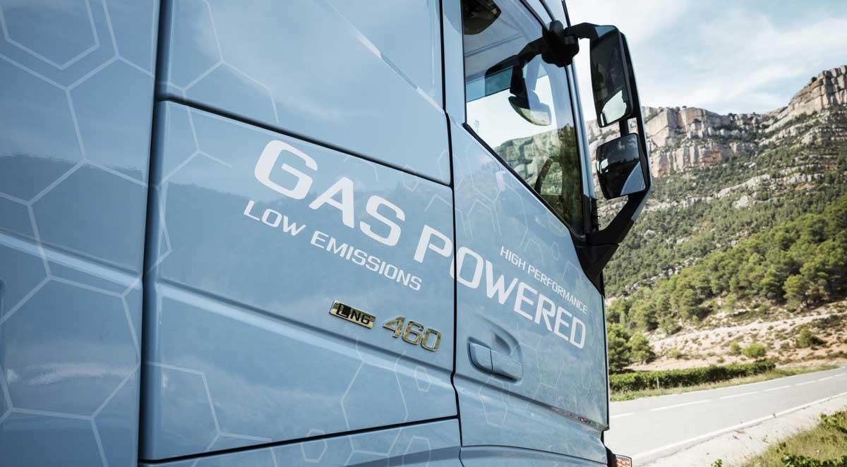 Volvo Trucks lancera son offre GNL à la SITL